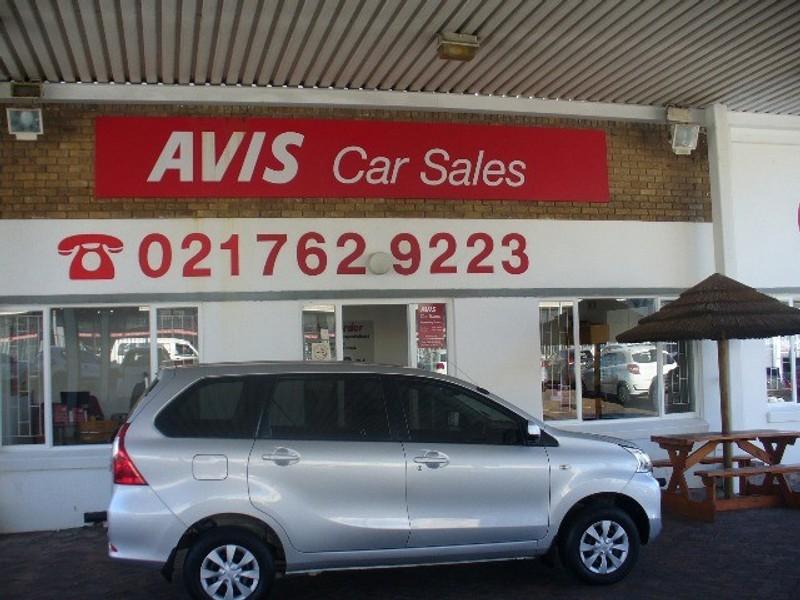 2020 Toyota Avanza 1.5 SX Western Cape Cape Town_0