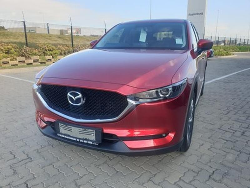 2021 Mazda CX-5 2.0 Dynamic Auto North West Province Rustenburg_0