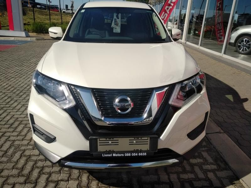 2021 Nissan X-Trail 2.0 Visia North West Province Rustenburg_0