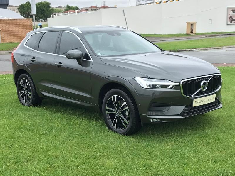 2021 Volvo XC60 D4 Momentum Geartronic AWD Gauteng Johannesburg_0