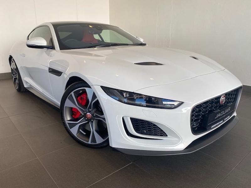 2021 Jaguar F-TYPE S 3.0 V6 Coupe R-Dynamic Auto Gauteng Johannesburg_0