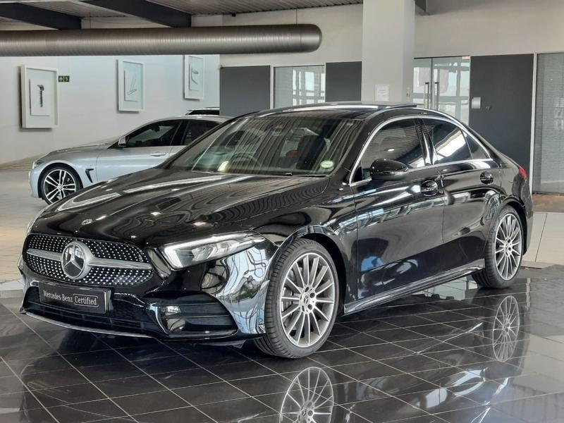 2020 Mercedes-Benz A-Class A250 Sport 4-Door Western Cape Cape Town_0