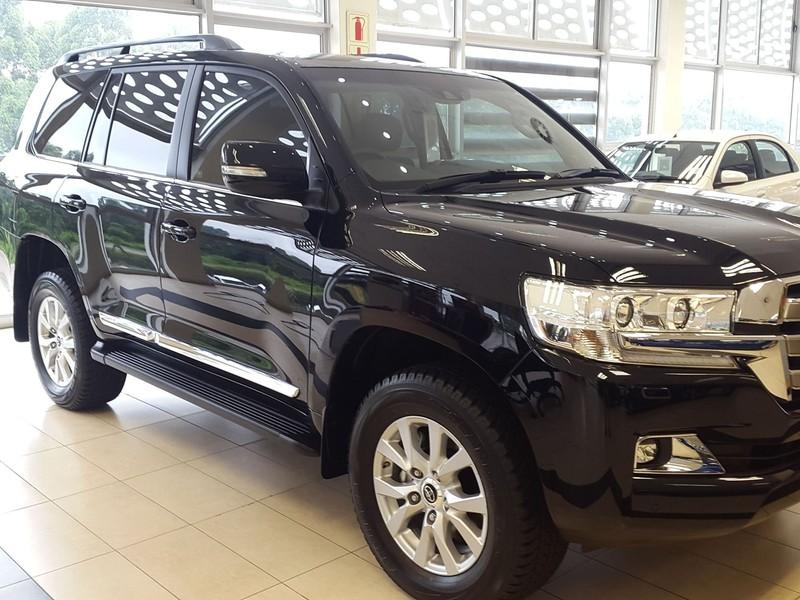 2021 Toyota Land Cruiser 200 V8 4.5D VX-R Auto Kwazulu Natal Hillcrest_0