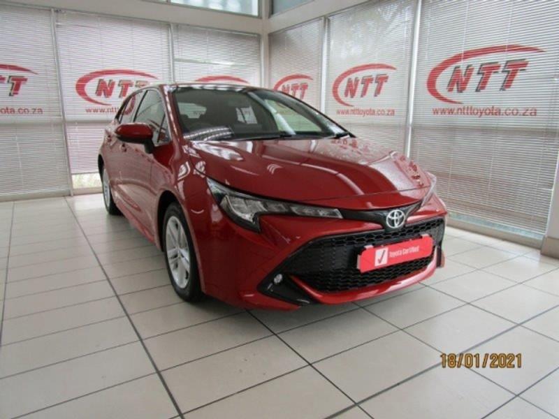 2021 Toyota Corolla 1.2T XS 5-Door Mpumalanga Hazyview_0