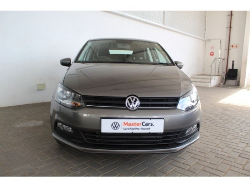 2020 Volkswagen Polo Vivo 1.6 Comfortline TIP 5-Door Northern Cape Kimberley_0