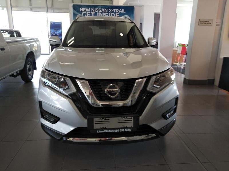 2021 Nissan X-Trail 2.5 Acenta 4X4 CVT North West Province Rustenburg_0