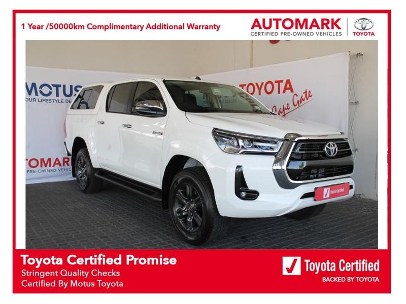 2021 Toyota Hilux 2.8 GD-6 RB Raider Auto Double Cab Bakkie Western Cape Brackenfell_0
