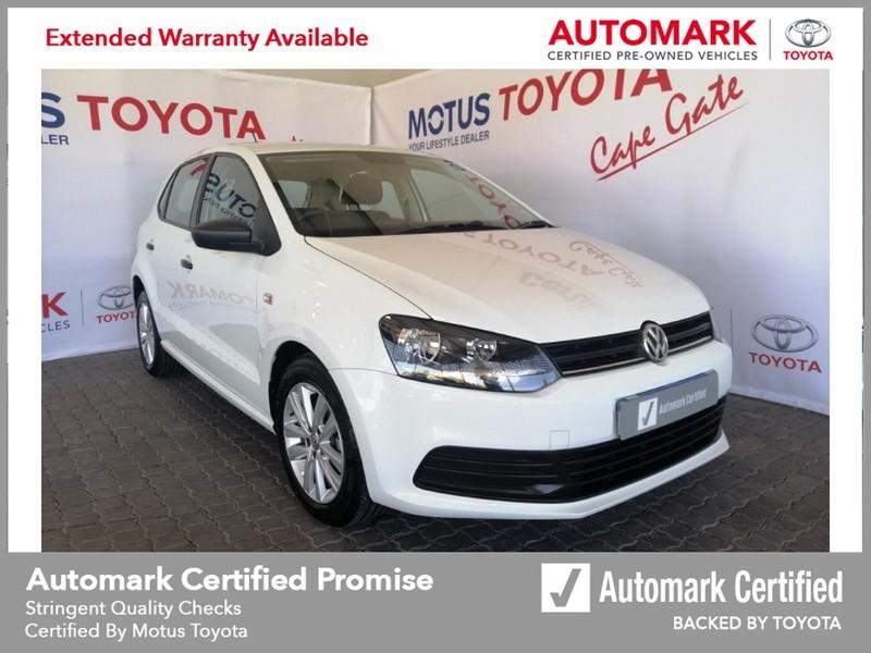 2020 Volkswagen Polo Vivo 1.4 Trendline 5-Door Western Cape Brackenfell_0