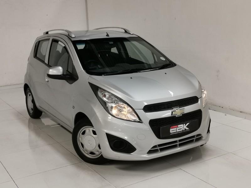 2013 Chevrolet Spark 1.2 L 5dr  Gauteng Johannesburg_0