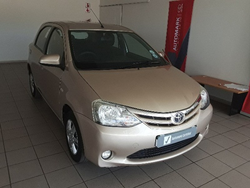 2016 Toyota Etios 1.5 Xs 5dr  Northern Cape Postmasburg_0