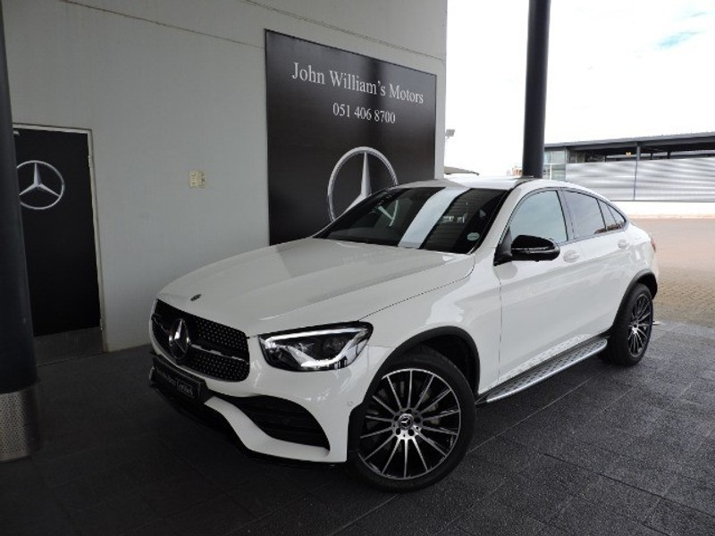 2020 Mercedes-Benz GLC Coupe 220d 4MATIC Free State Bloemfontein_0