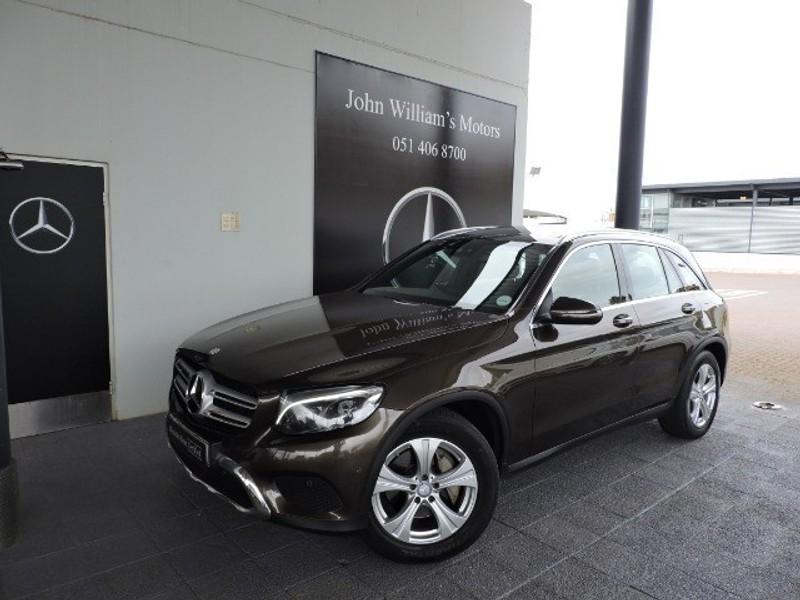 2016 Mercedes-Benz GLC 250d Free State Bloemfontein_0