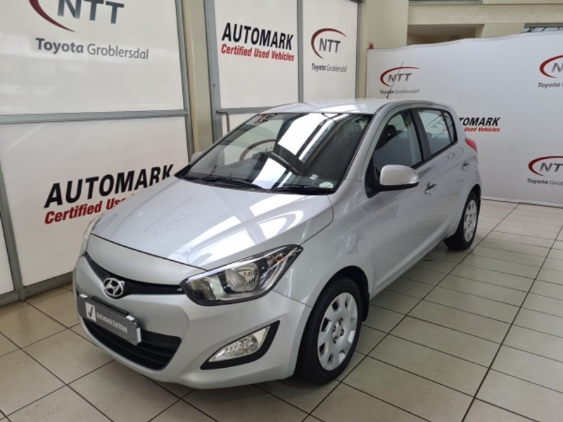 2013 Hyundai i20 1.4 Fluid  Limpopo Groblersdal_0