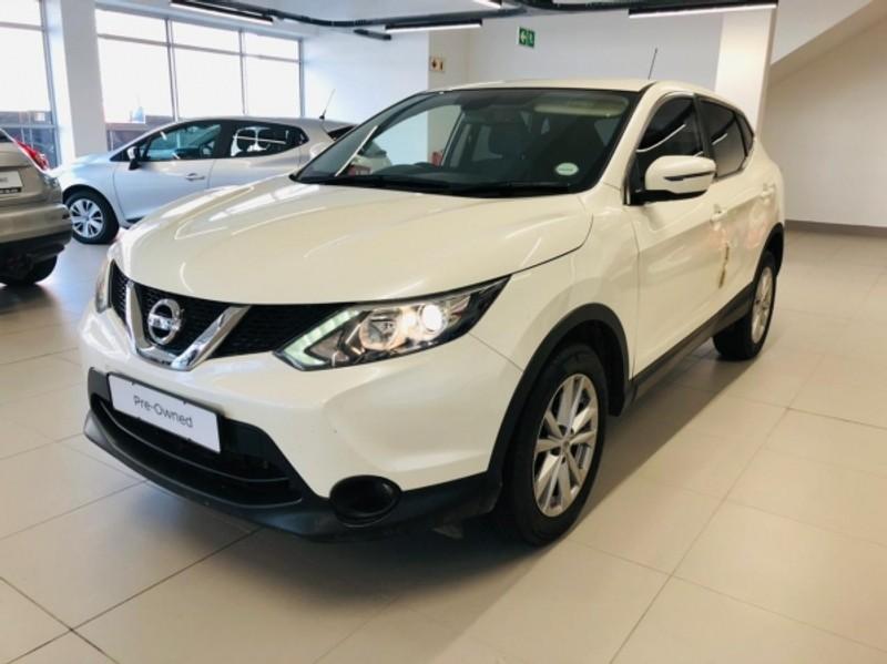 2016 Nissan Qashqai 1.2T Acenta CVT Free State Bloemfontein_0