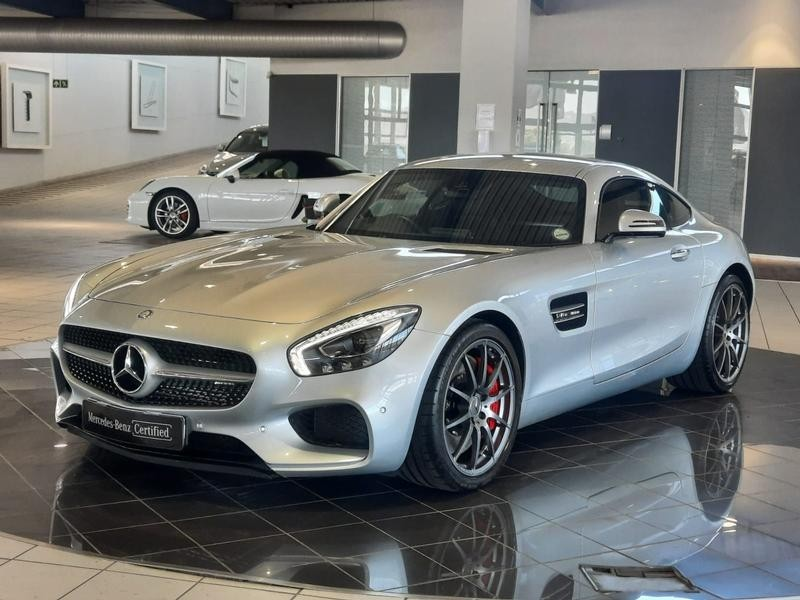 2018 Mercedes-Benz AMG GT S 4.0 V8 Coupe Western Cape Cape Town_0