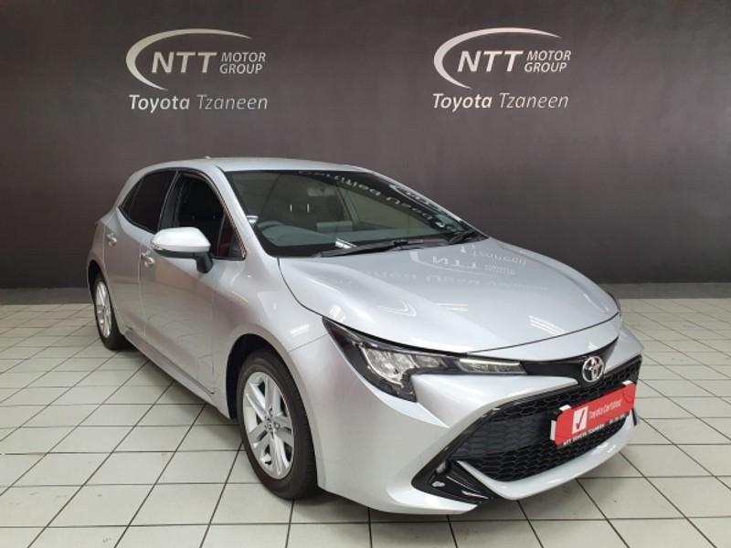 2021 Toyota Corolla 1.2T XS CVT 5-Door Limpopo Tzaneen_0