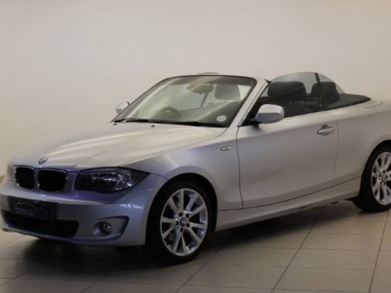 2012 BMW 1 Series 125i Convertible At  Western Cape Cape Town_0