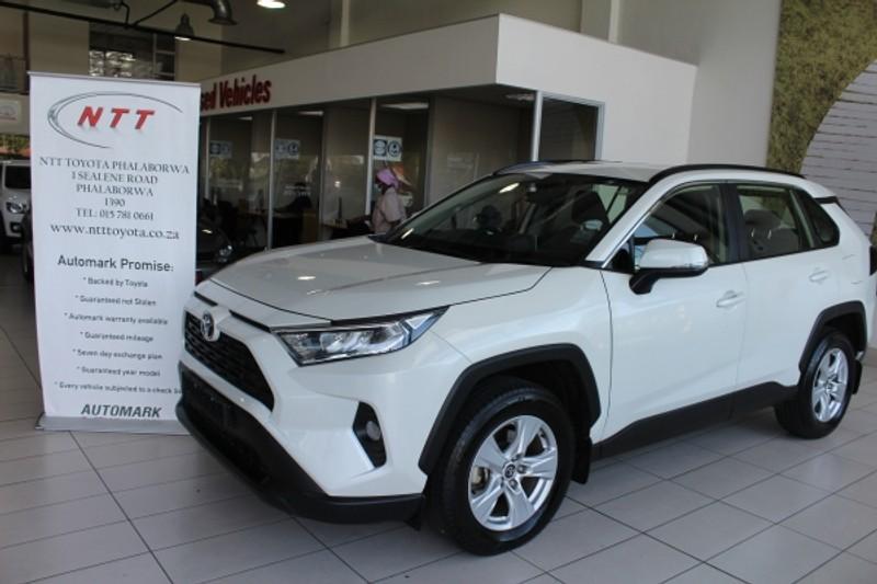 2019 Toyota Rav 4 2.0 GX CVT Limpopo Phalaborwa_0