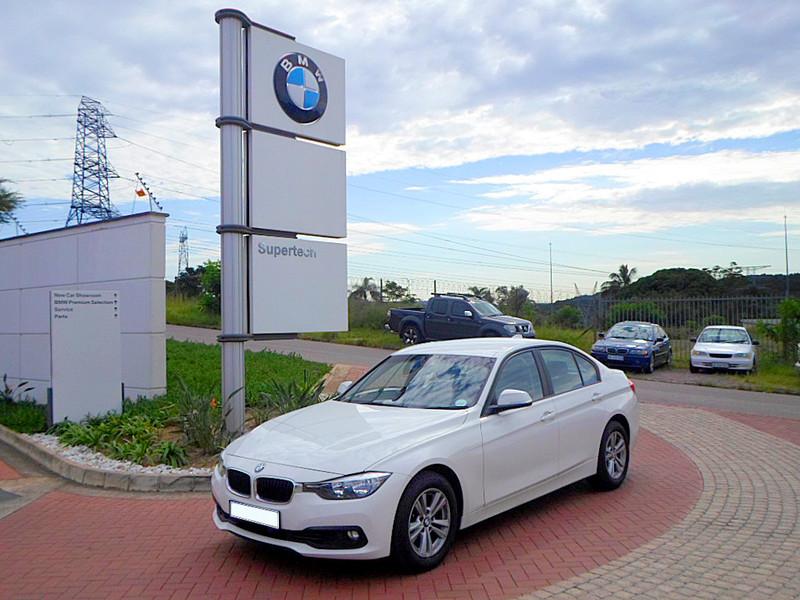 2016 BMW 3 Series 320i Auto Kwazulu Natal Durban_0