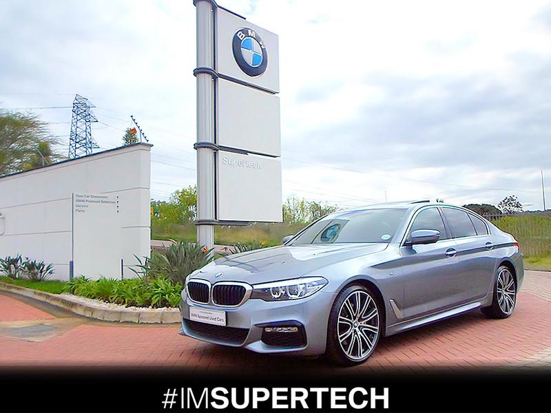 2017 BMW 5 Series 530d M Sport Auto Kwazulu Natal Durban_0