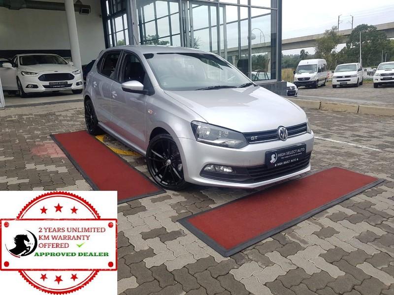 2019 Volkswagen Polo Vivo 1.0 TSI GT 5-Door Gauteng Midrand_0