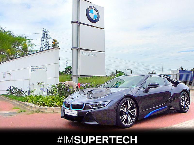 2018 BMW i8  Kwazulu Natal Durban_0