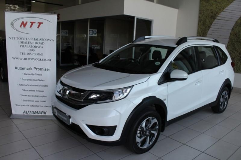 2020 Honda BR-V 1.5 Comfort CVT Limpopo Phalaborwa_0