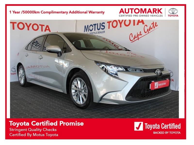 2021 Toyota Corolla 1.8 XS CVT Western Cape Brackenfell_0