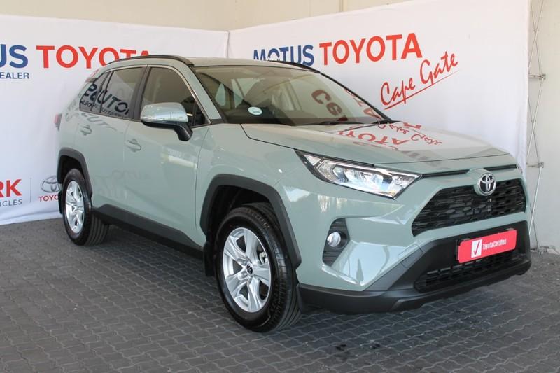 2021 Toyota Rav 4 2.0 GX CVT Western Cape Brackenfell_0