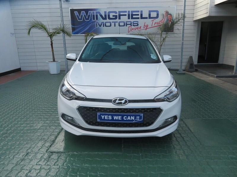2015 Hyundai i20 1.4 Fluid Auto Western Cape Cape Town_0