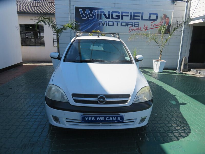 2006 Opel Corsa 1.6 Sport 5dr  Western Cape Cape Town_0