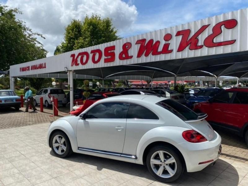 2012 Volkswagen Beetle 1.4 Tsi Sport  Gauteng Vanderbijlpark_0