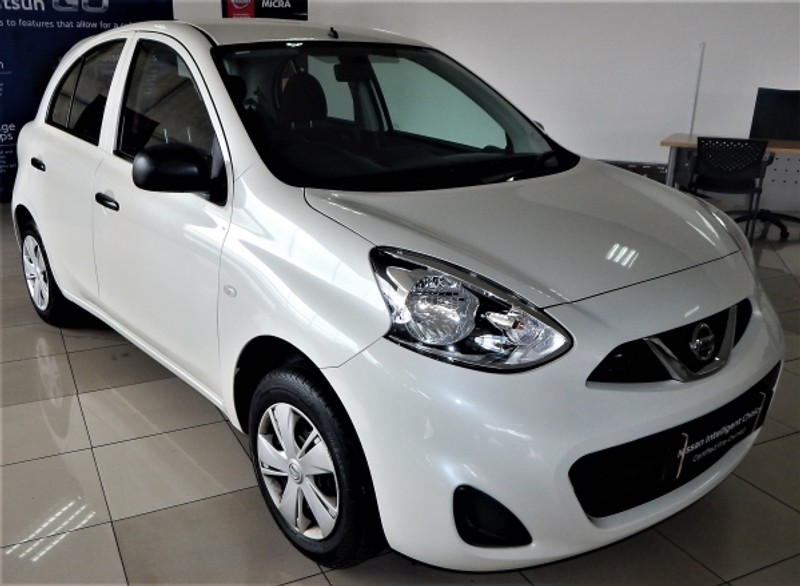 2019 Nissan Micra 1.2 Active Visia Kwazulu Natal Ladysmith_0