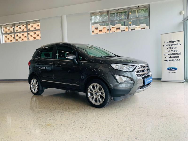 2020 Ford EcoSport 1.0 Ecoboost Titanium Mpumalanga White River_0