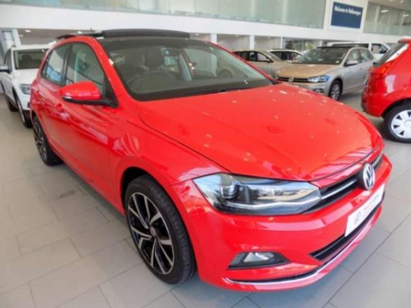 2018 Volkswagen Polo 1.0 TSI Highline DSG 85kW Western Cape Paarl_0