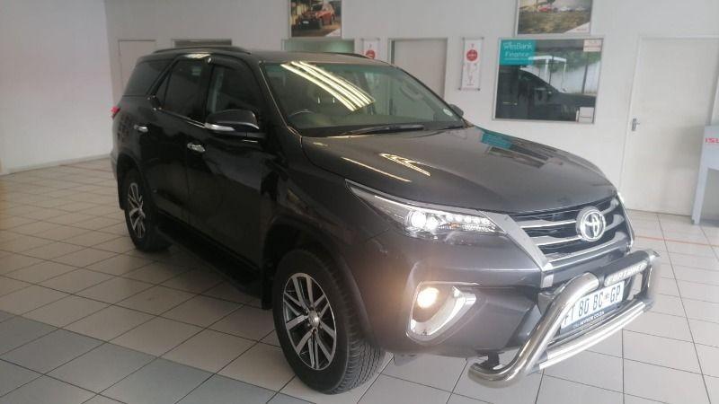 2017 Toyota Fortuner 2.8GD-6 4X4 Auto Gauteng Westonaria_0
