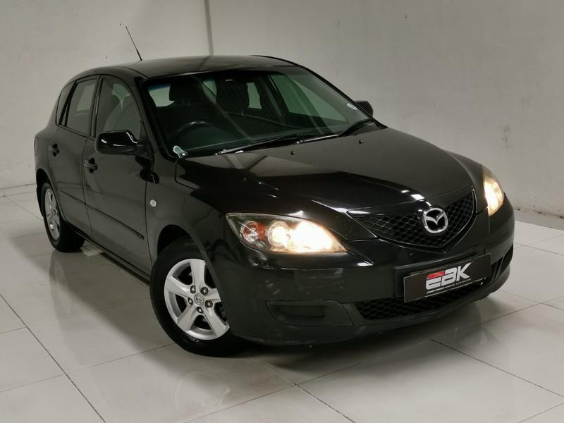 2007 Mazda 3 1.6 Sport Original  Gauteng Johannesburg_0