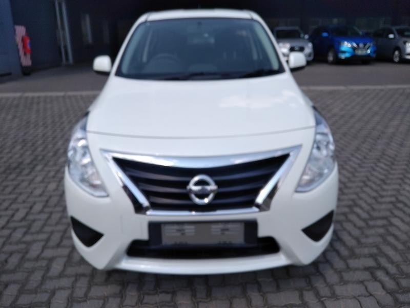 2021 Nissan Almera 1.5 Acenta North West Province Rustenburg_0