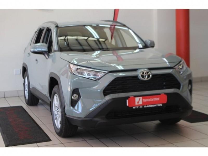 2021 Toyota RAV4 2.0 GX Mpumalanga Barberton_0