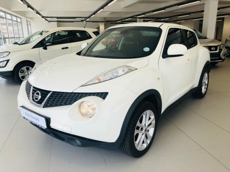 2014 Nissan Juke 1.6 Acenta  CVT Free State Bloemfontein_0