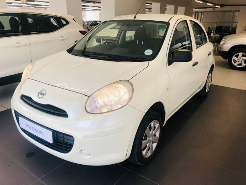 2012 Nissan Micra 1.2 Visia 5dr d82  Free State Bloemfontein_0