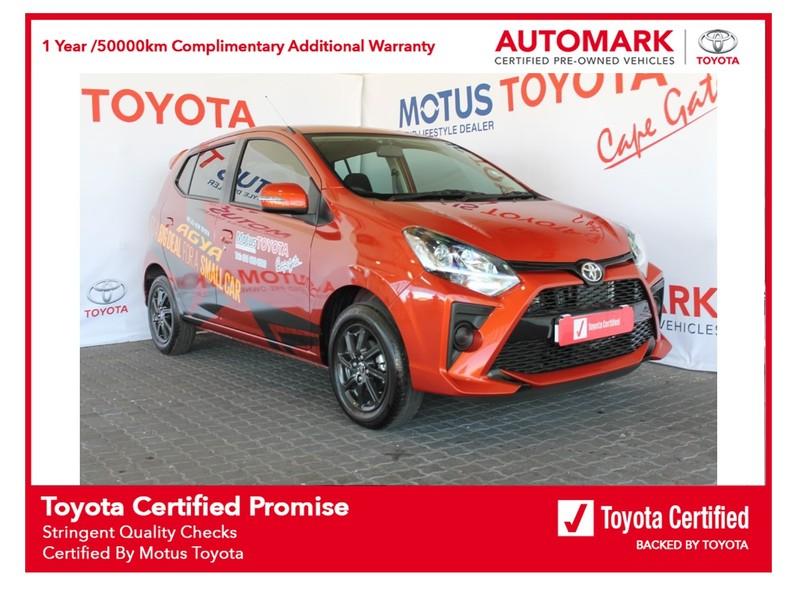 2021 Toyota Agya 1.0 Western Cape Brackenfell_0