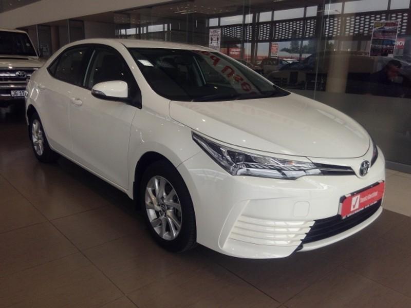2021 Toyota Corolla Quest 1.8 Exclusive Limpopo Mokopane_0