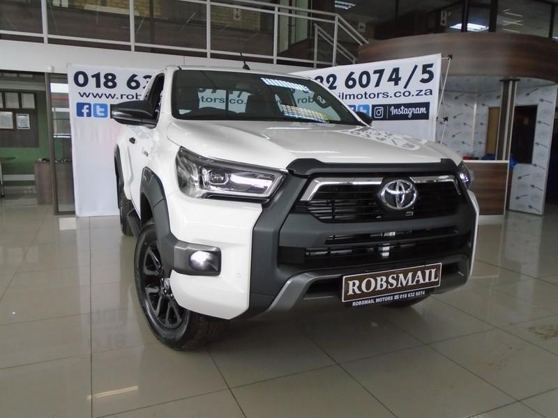 2021 Toyota Hilux 2.8 GD-6 RB Legend Auto PU ECab North West Province Lichtenburg_0