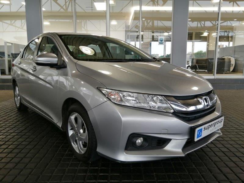 2016 Honda Ballade 1.5 Elegance CVT Gauteng Johannesburg_0
