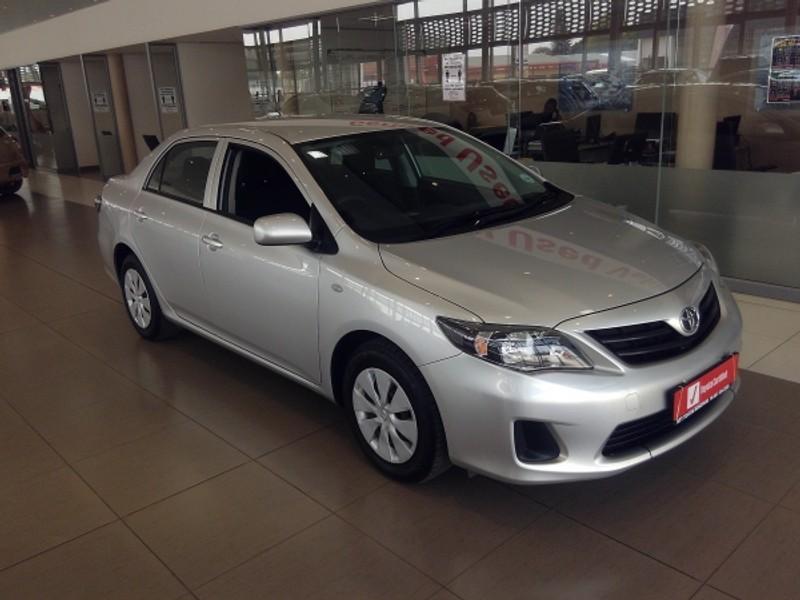 2019 Toyota Corolla Quest 1.6 Auto Limpopo Mokopane_0