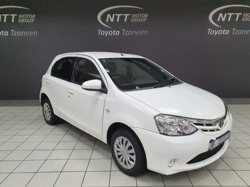 2018 Toyota Etios 1.5 Xi 5dr  Limpopo Tzaneen_0