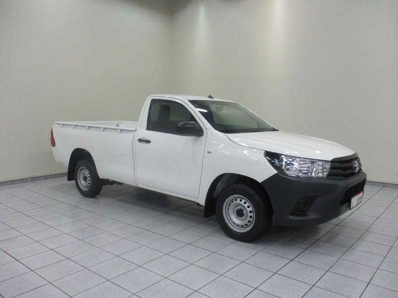 2021 Toyota Hilux 2.4 GD S Single Cab Bakkie Kwazulu Natal Westville_0