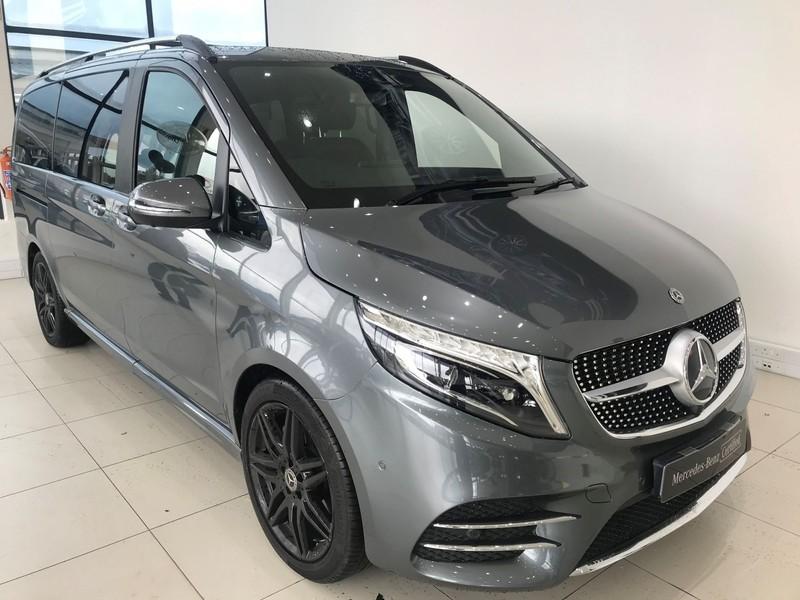 2020 Mercedes-Benz V-Class V300d Exclusive Gauteng Randburg_0