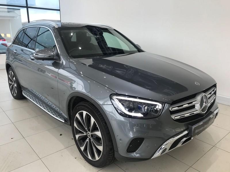 2020 Mercedes-Benz GLC 300 4MATIC Gauteng Randburg_0